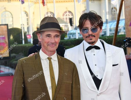 Editorial image of 'Waiting For The Barbarians' film premiere, 45th Deauville American Film Festival, France - 08 Sep 2019