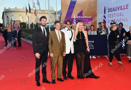 Editorial photo of 'Waiting For The Barbarians' film premiere, 45th Deauville American Film Festival, France - 08 Sep 2019