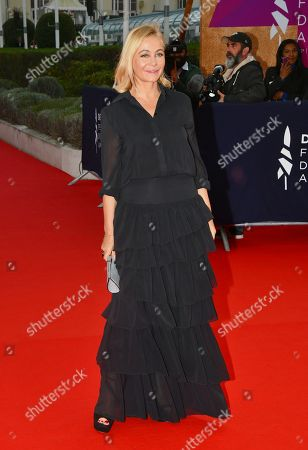 Stock Picture of Emmanuelle Beart