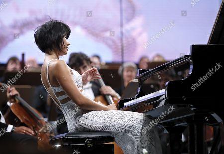 Editorial photo of George Enescu International Festival 2019, Bucharest, Romania - 08 Sep 2019