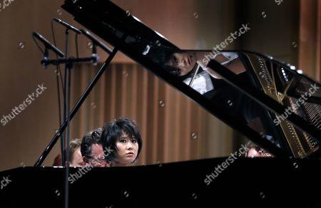 Editorial image of George Enescu International Festival 2019, Bucharest, Romania - 08 Sep 2019