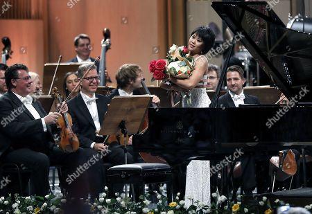 Editorial picture of George Enescu International Festival 2019, Bucharest, Romania - 08 Sep 2019