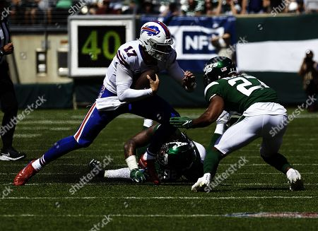 Editorial photo of NFL Bills vs Jets, East Rutherford, USA - 08 Sep 2019