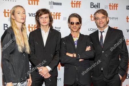 Editorial picture of 'III' premiere, Toronto International Film Festival, Canada - 08 Sep 2019