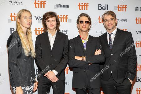 Stock Picture of Anna Cordell, Charlie Tahan, Kevin Phillips, Nick Stahl