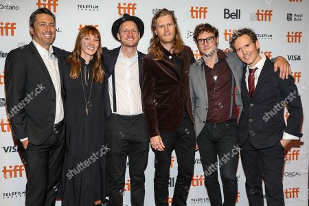 Editorial image of 'III' premiere, Toronto International Film Festival, Canada - 08 Sep 2019