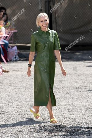 Editorial image of Kate Spade show, Runway, Spring Summer 2020, New York Fashion Week, USA - 07 Sep 2019