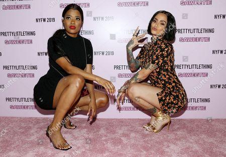 Karen Civil and Kehlani