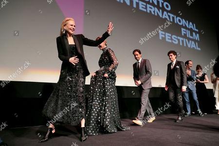 Nicole Kidman, Sarah Paulson, Luke Wilson, Aneurin Barnard, Denis O'Hare, Ashleigh Cummings