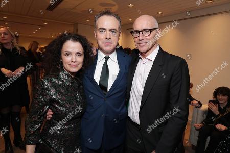 Courtenay Valenti, John Crowley, Director, Kevin McCormick