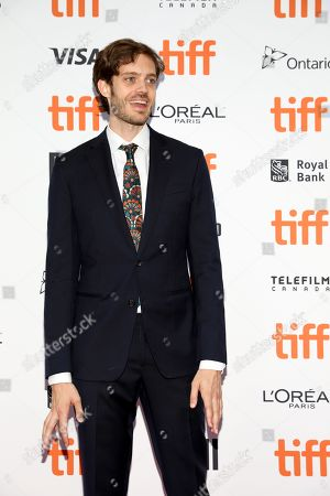Editorial picture of 'Bad Education' premiere, Toronto International Film Festival, Canada - 08 Sep 2019