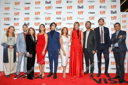 Editorial photo of 'Bad Education' premiere, Toronto International Film Festival, Canada - 08 Sep 2019