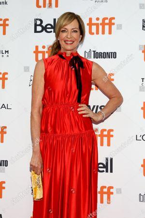 Editorial image of 'Bad Education' premiere, Toronto International Film Festival, Canada - 08 Sep 2019