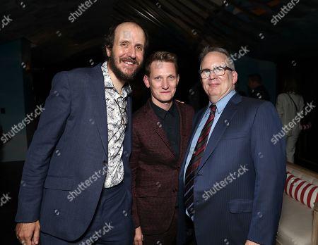 Jack Thorne, Tom Harper and Ted Hope