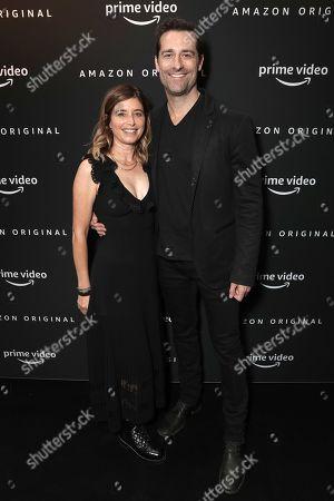 Editorial photo of 'The Aeronauts' premiere, Party, Toronto International Film Festival, Canada - 08 Sep 2019