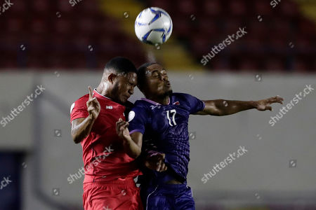 Editorial photo of Bermuda Soccer, Panama City, Panama - 08 Sep 2019
