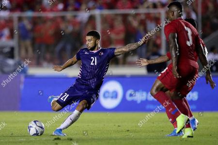 Editorial image of Bermuda Soccer, Panama City, Panama - 08 Sep 2019