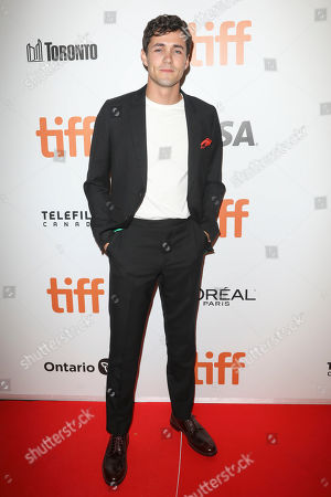 Editorial picture of 'The Song of Names' premiere, Toronto International Film Festival, Canada - 08 Sep 2019