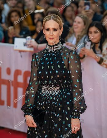 Editorial picture of The Goldfinch - Premiere - 44th Toronto Film Festival, Canada - 08 Sep 2019