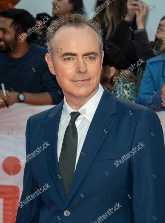 Stock Picture of John Crowley arrives for the screening of the movie 'The Goldfinch' during the 44th annual Toronto International Film Festival (TIFF) in Toronto, Canada, 08 September 2019. The festival runs 05 to 15 September.