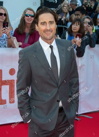 Luke Wilson arrives for the screening of the movie 'The Goldfinch' during the 44th annual Toronto International Film Festival (TIFF) in Toronto, Canada, 08 September 2019. The festival runs 05 to 15 September.