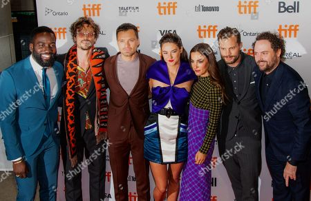 Editorial picture of 'Endings, Beginnings' premiere, Arrivals, Toronto International Film Festival, Toronto, Canada - 08 Sep 2019
