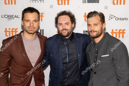Editorial image of 'Endings, Beginnings' premiere, Arrivals, Toronto International Film Festival, Toronto, Canada - 08 Sep 2019