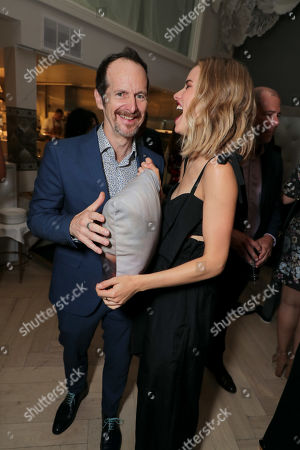 Editorial picture of Warner Bros. 'The Goldfinch' gala premiere, After Party, 2019 Toronto International Film Festival, Toronto, Canada - 08 Sep 2019