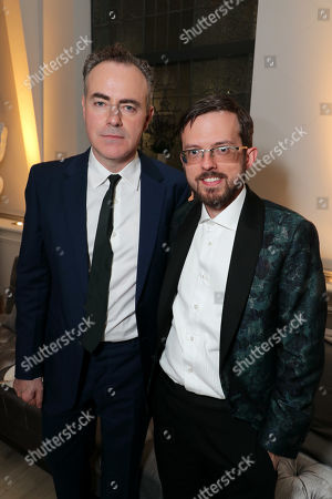 Editorial photo of Warner Bros. 'The Goldfinch' gala premiere, After Party, 2019 Toronto International Film Festival, Toronto, Canada - 08 Sep 2019