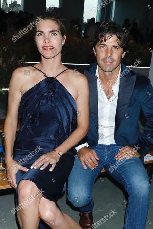 Delfina Blaquier and Nacho Figueras