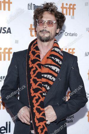 Editorial photo of 'Endings, Beginnings' premiere, Arrivals, Toronto International Film Festival, Toronto, Canada - 08 Sep 2019