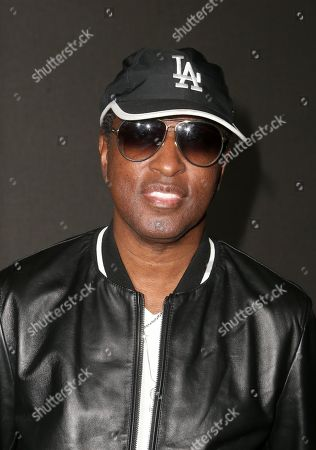 Stock Picture of Kenneth Babyface Edmonds