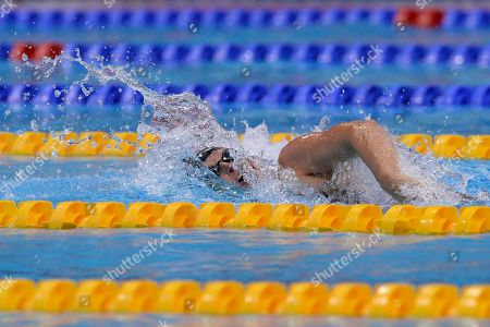 Editorial picture of World Para Swimming Allianz Championships, Day 5, London, UK - 13 Sep 2019