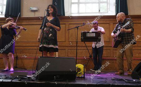 Editorial photo of The London Folk Festival, Cecil Sharp House, London, UK - 07 Sep 2019