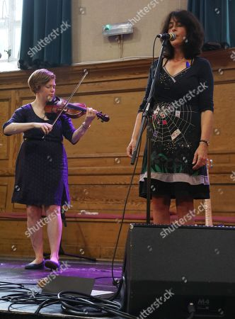 Editorial picture of The London Folk Festival, Cecil Sharp House, London, UK - 07 Sep 2019