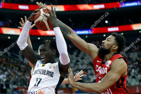 Editorial photo of FIBA Basketball World Cup 2019, Shanghai, China - 09 Sep 2019