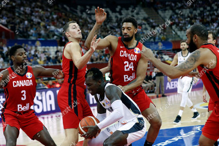 Editorial image of FIBA Basketball World Cup 2019, Shanghai, China - 09 Sep 2019
