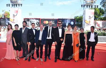 Editorial picture of 'Herdade' premiere, 76th Venice Film Festival, Italy - 05 Sep 2019