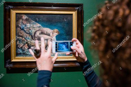 William Blake at Tate Britain.