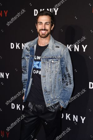 Editorial photo of DKNY 30th birthday party, Arrivals, Spring Summer 2020, New York Fashion Week, USA - 09 Sep 2019