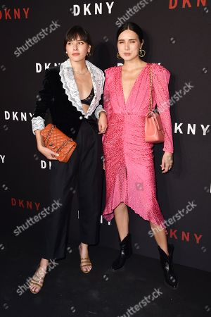 Editorial image of DKNY 30th birthday party, Arrivals, Spring Summer 2020, New York Fashion Week, USA - 09 Sep 2019