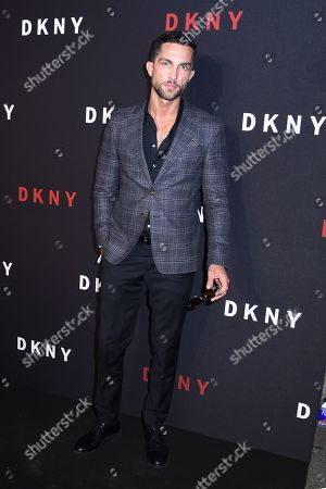 Editorial picture of DKNY 30th birthday party, Arrivals, Spring Summer 2020, New York Fashion Week, USA - 09 Sep 2019