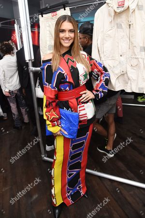 Editorial image of Diesel Red Tag x A-Cold-Wall dinner, Arrivals, Spring Summer 2020, New York Fashion Week, USA - 09 Sep 2019