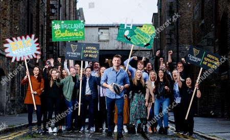 Editorial picture of GUINNESS Unveils New Campaign As Official Sponsors Of Belief  - 09 Sep 2019