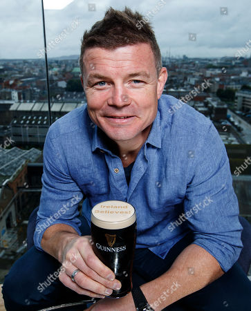 Today GUINNESS shows its support for the Irish rugby team as they depart for Japan, by unveiling its new campaign as the Official Sponsors of Belief. GUINNESS has partnered with Ireland's No. 1 Believer, Brian O'Driscoll, (pictured at the Guinness Storehouse) to highlight the importance of belief and showcase the reasons to believe. Belief is integral to sporting success and new omnibus research commissioned by GUINNESS* within days of Ireland's defeat to England in the GUINNESS Summer Series revealed that over half (58%) of Irish adults believe the Irish rugby team can win the tournament. GUINNESS will look to rally the believers of Irish rugby to instil the necessary belief in the followers by inspiring them to stand together and believe in the talent and ability of the team as they take on the world. Fans wanting to demonstrate their belief in the Irish rugby team can avail of Belief Giphys available at https://giphy.com/guinness