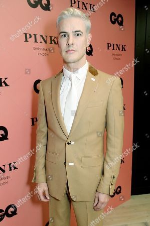 Editorial image of 'A Life in the Pink' event, London, UK - 09 Sep 2019