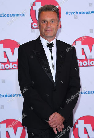 Stock Image of Chris Packham