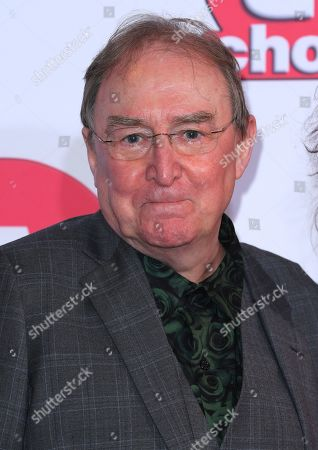 Stock Image of Dermot Crowley