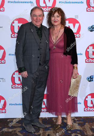 Editorial picture of The TV Choice Awards, London, UK - 09 Sep 2019