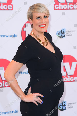 Editorial image of The TV Choice Awards, London, UK - 09 Sep 2019